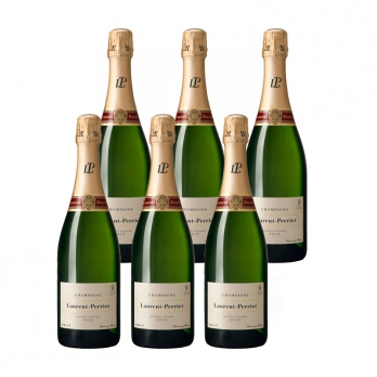 champagne 6 bouteilles