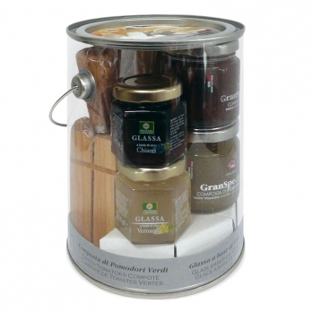 Coffret Chutney Fromage