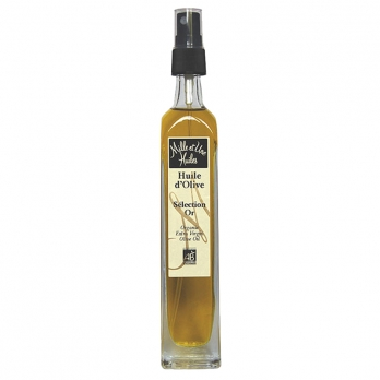 Huile d'olive BIO - Selection Or - avec spray 1001 Huiles